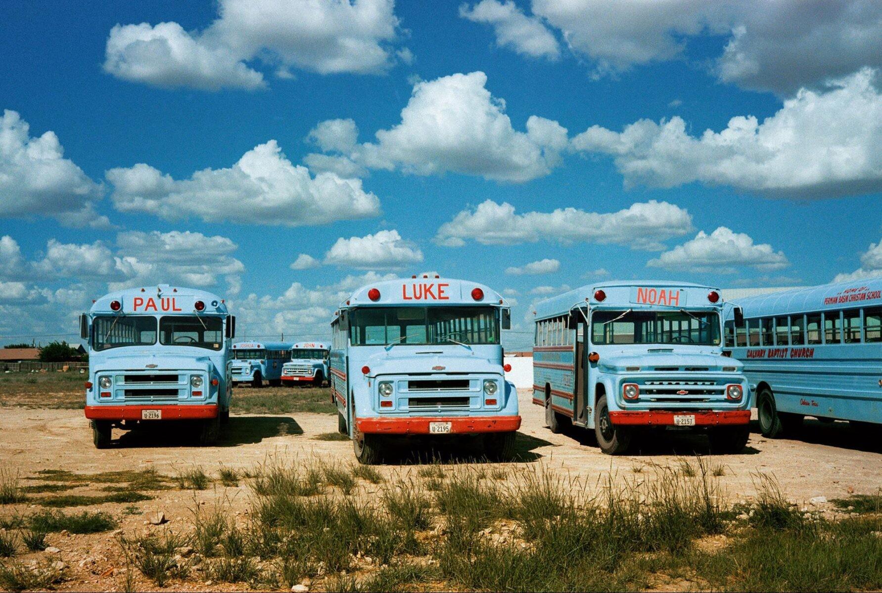 Одесса, Техас, 1983. Фотограф Вим Вендерс