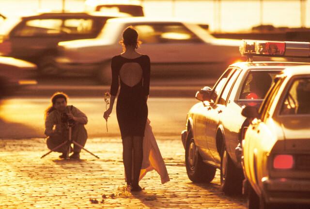 Нью-Йорк, 1980. Фотограф Скотт Барроу