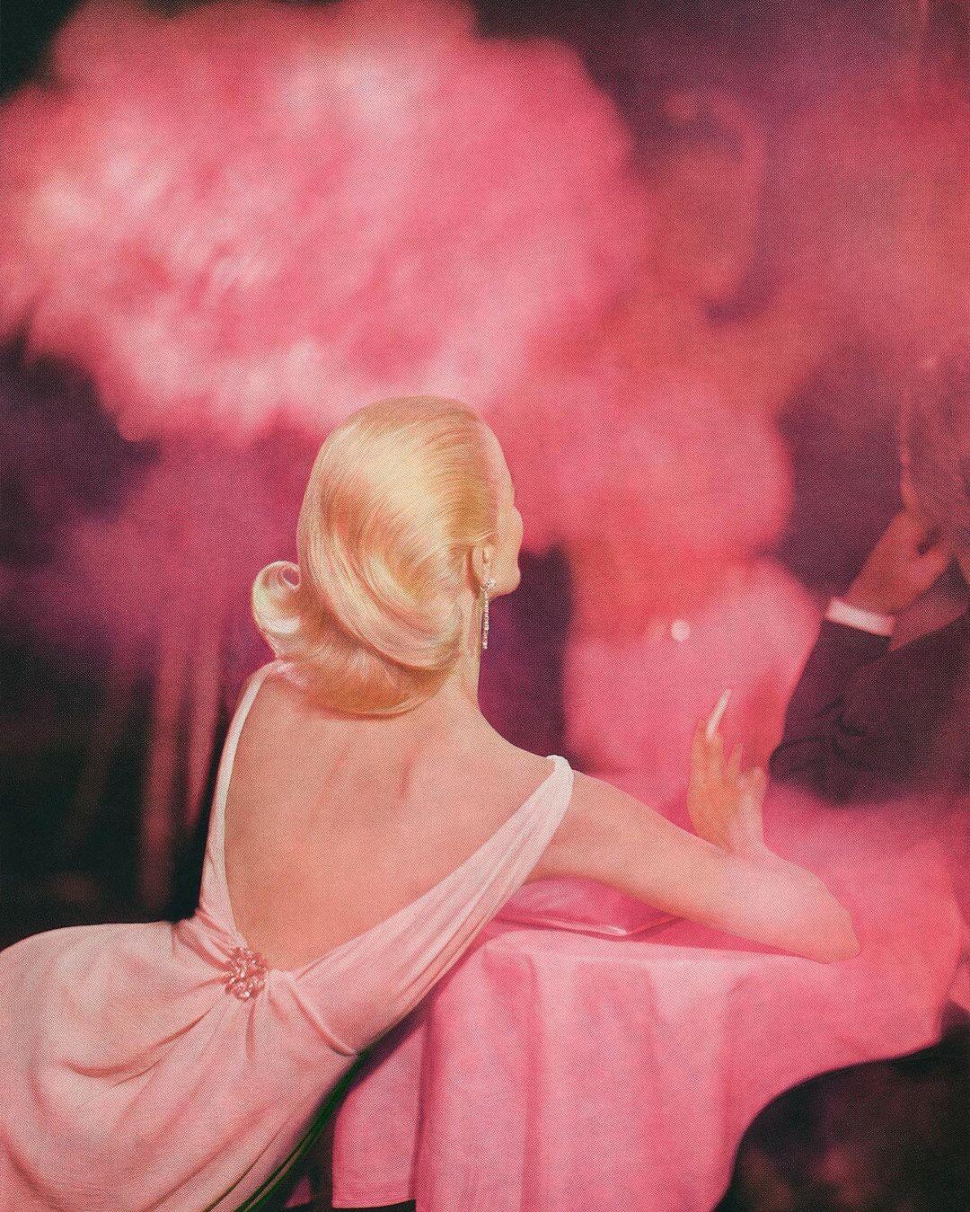 Санни Харнетт, 1957. Фотограф Ричард Аведон
