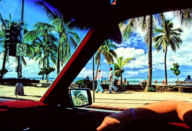 Гонолулу, Гавайи, 1976. Фотограф Жан-Пьер Ру