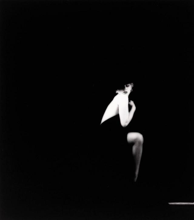 Мэрилин Монро, 1956. Фотограф Милтон Грин
