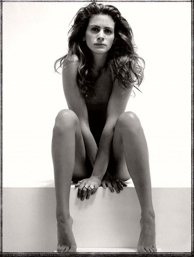 Джулия Робертс, 1996. Фотограф Брижит Лакомб (Brigitte Lacombe)