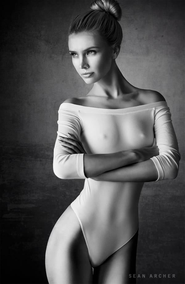 «Ольга». Фотограф Шон Арчер