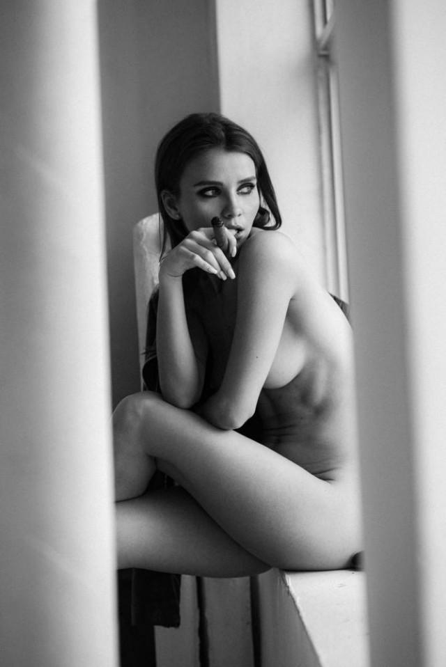 «Кристина». Фотограф Саша Лейендекер