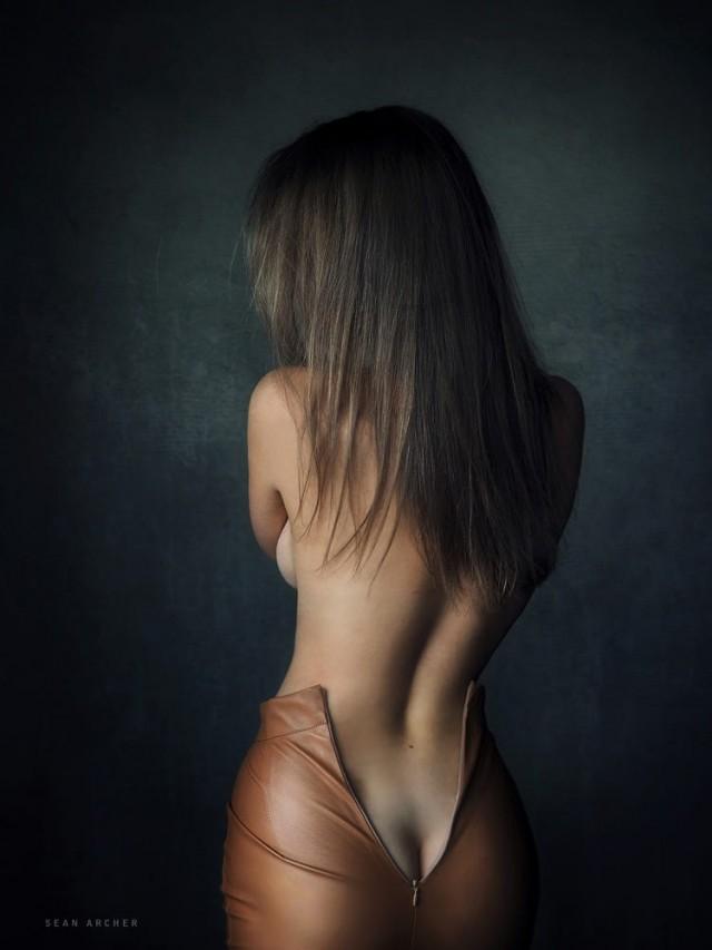 «Даша». Фотограф Шон Арчер