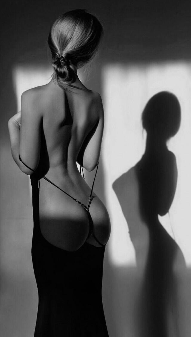 Соблазнительная спинка