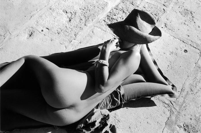 Шесть часов вечера летом, 1974 год. Фотограф Жан-Филипп Шарбонье