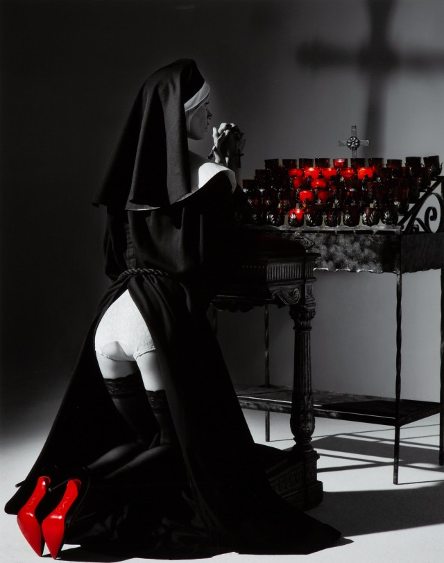 «Покаяние», 2008. Модель Дженна Джеймсон. Фотограф Гэвин Бонд