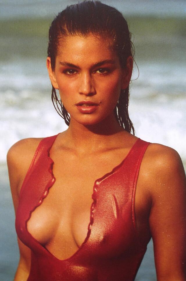 Синди Кроуфорд для Sports Illustrated. Пхукет, Таиланд, 1988. Фотограф Марк Хиспард