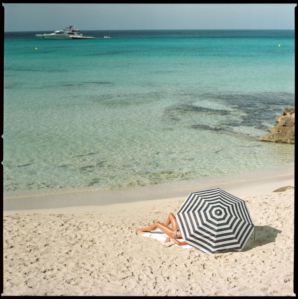 Пляж, Форментера. Фотограф Радослав Пуян