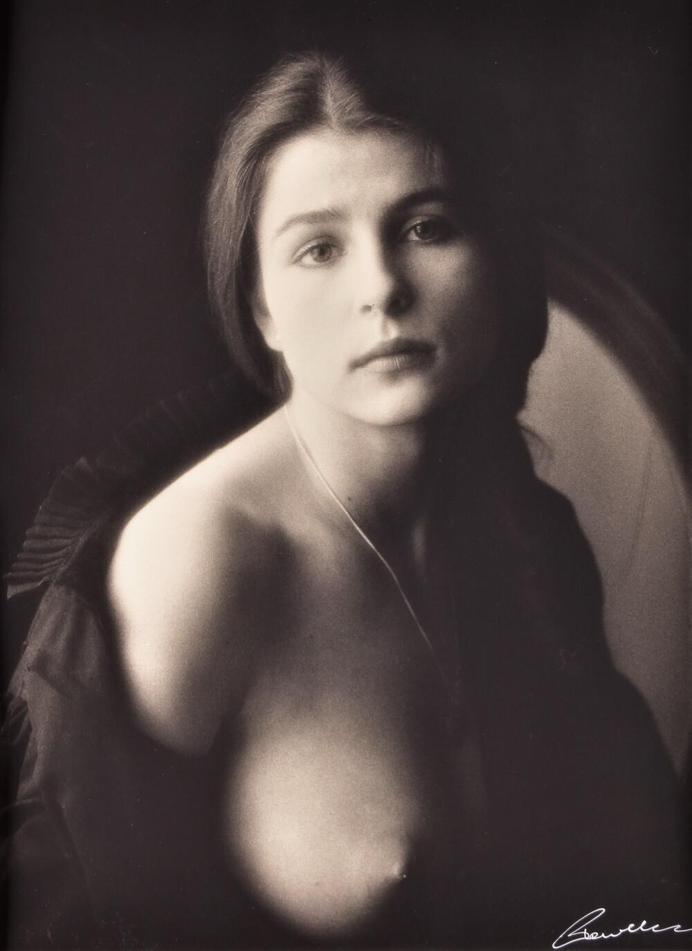 Женский портрет. Фотограф Владислав Павелец