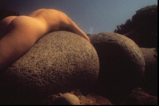Тёплые скалы. Фотограф Роберт Фарбер