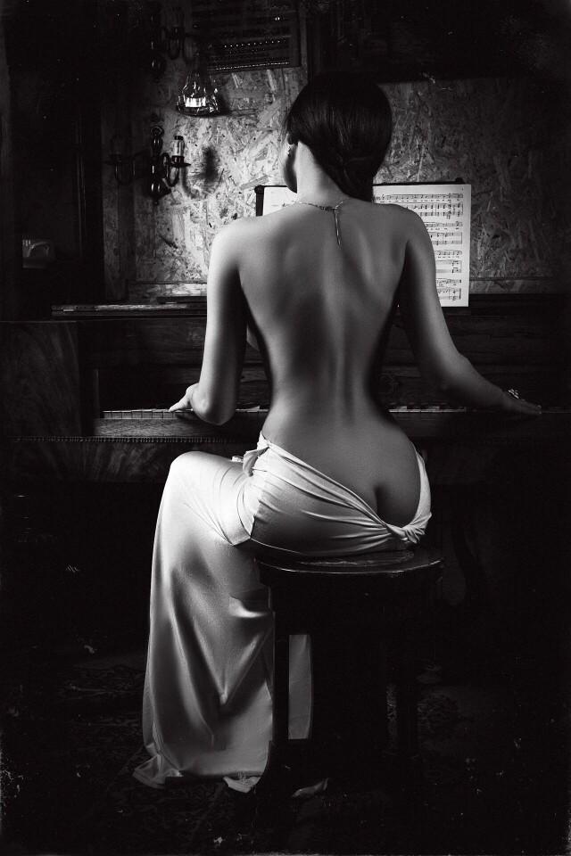 Музыка тела. Фотограф Руслан Болгов