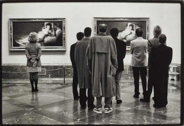 Музей Прадо, Мадрид, 1995. Фотограф Эллиотт Эрвитт