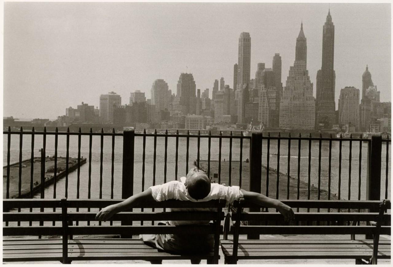 Променад, 1959. Фотограф Луи Стеттнер