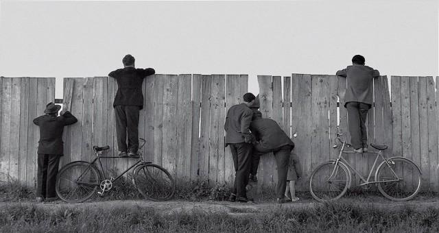 Стадион, Крагуевац, Сербия, 1955. @  Томислав Петернек