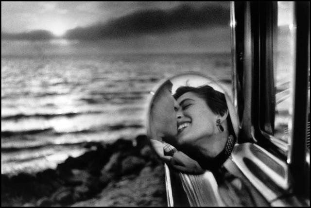 Калифорния, США, 1956. Фотограф Эллиотт Эрвитт