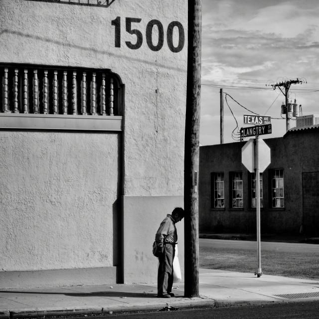 Эль-Пасо, Техас, 2015. Фотограф Мэтт Блэк