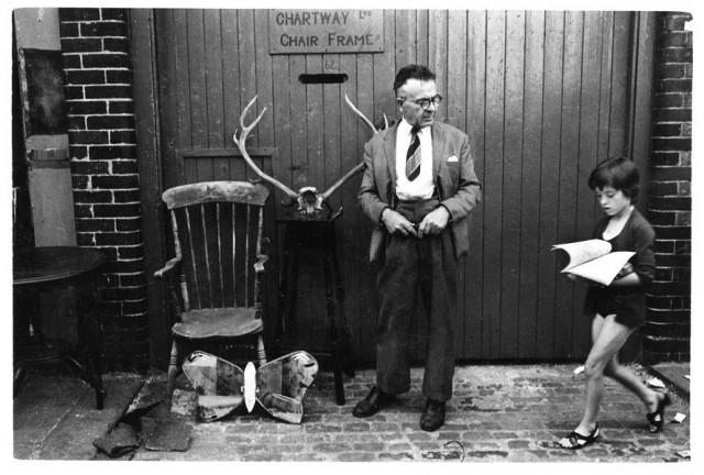 Рынок на Брик Лейн в Лондоне, 1966. Фотограф Тони Рэй-Джонс