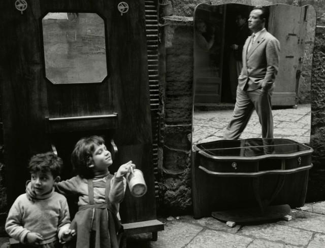 Неаполь, Италия, 1959. Фотограф Герберт Лист