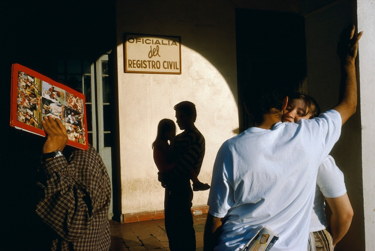 Нуэво-Ларедо, Мексика, 1996. Фотограф Алекс Уэбб