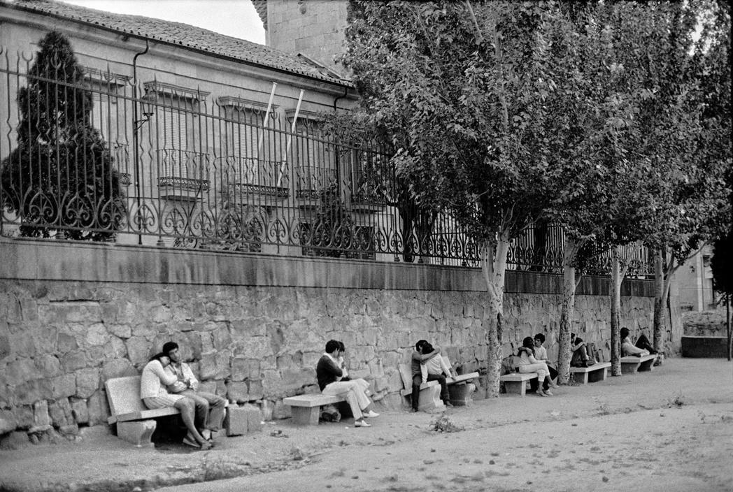 Кастилия-Леон, Испания, 1983. Фотограф Фердинандо Шанна