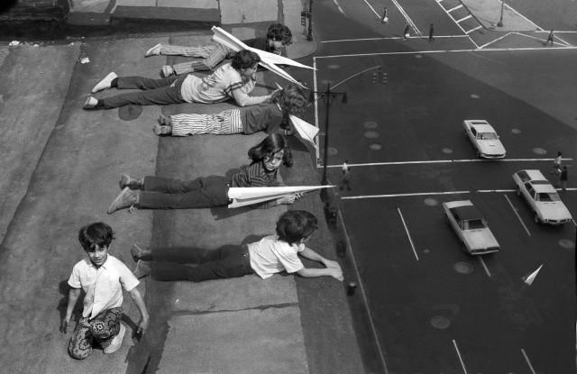 «Авиаторы», 1968. Фотограф Кеннет Ван Сикл