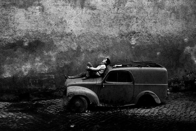 Рим, Италия, 1964. Фотограф Бруно Барби
