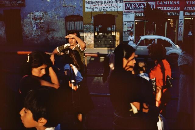 Куэрнавака, Мексика, 1982. Фотограф Алекс Уэбб