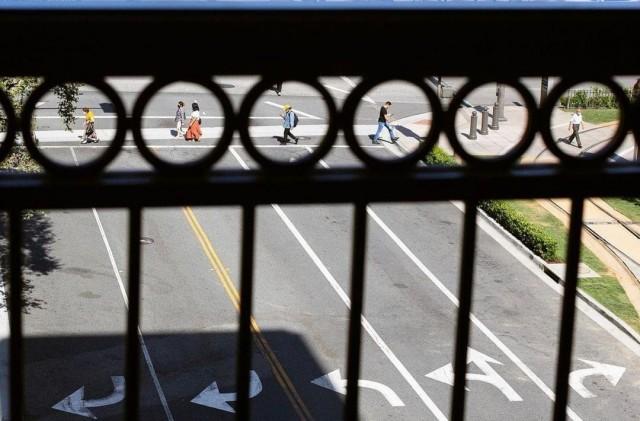 «Зоны комфорта». Лос-Анджелес, Калифорния. Фотограф Джереми Пейдж