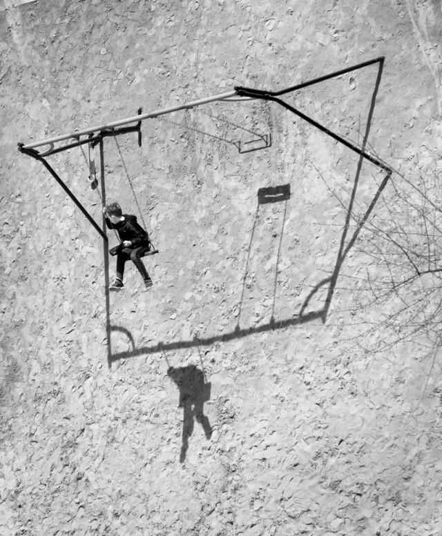 «Аэронавт». Фотограф Роман Дадиомов
