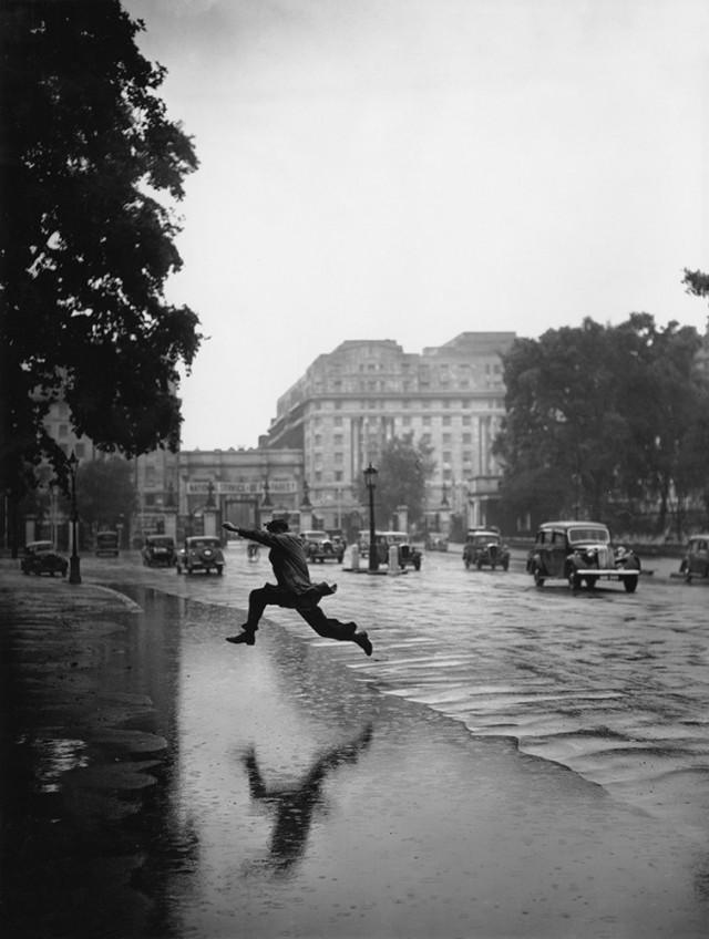 Гайд-парк, Лондон, 1939. Фотограф Дж. А. Хэмптон