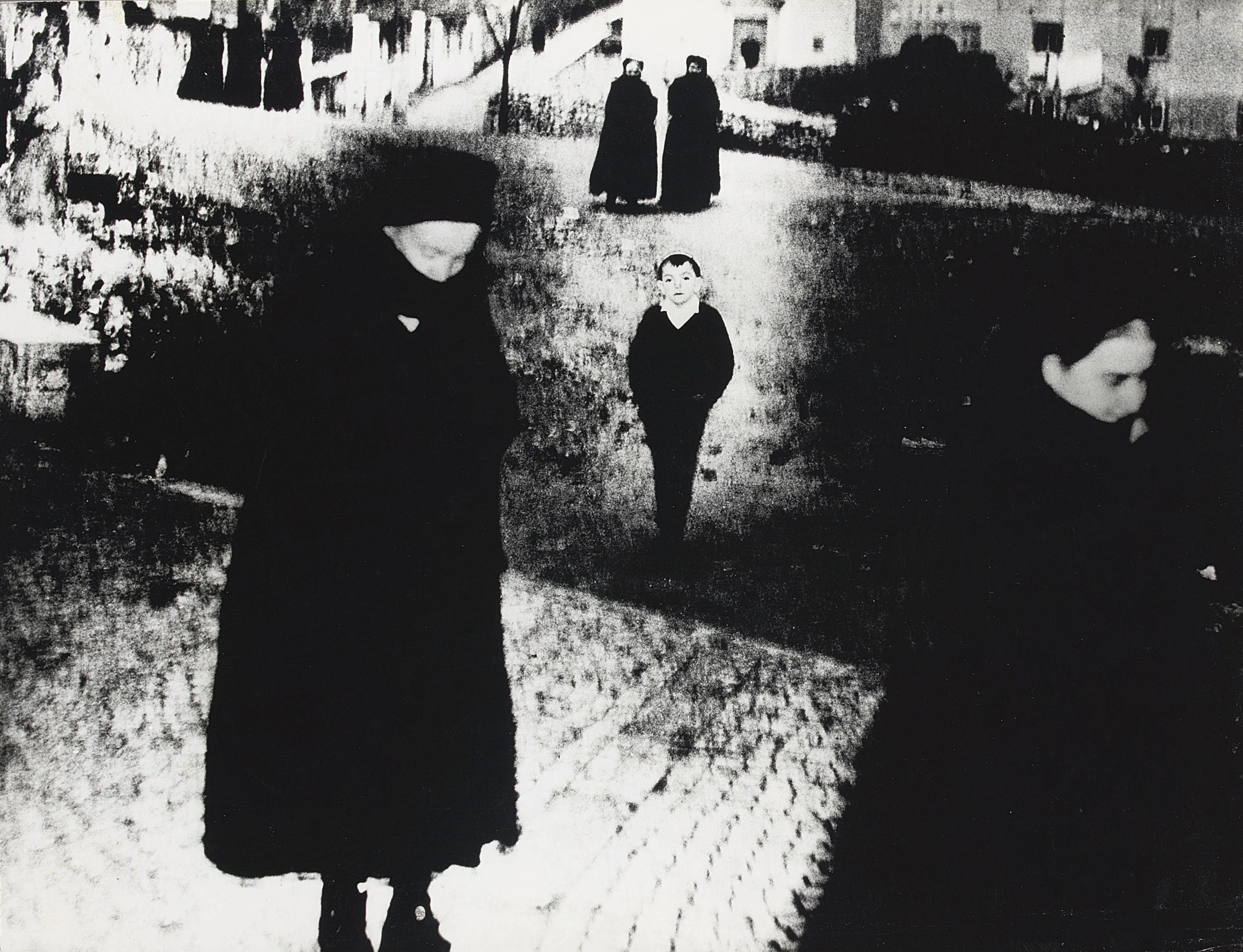 Сканно, Италия, 1957-1959. Фотограф Марио Джакомелли