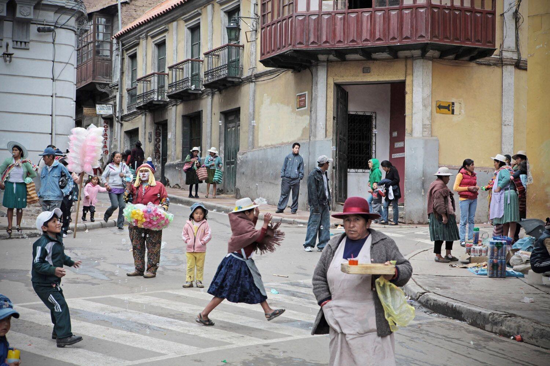 Потоси, Боливия, 2011. Фотограф Мария Плотникова