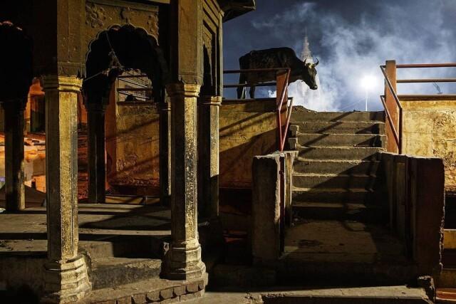 Варанаси, Индия, 2015. Фотограф Мацей Дакович