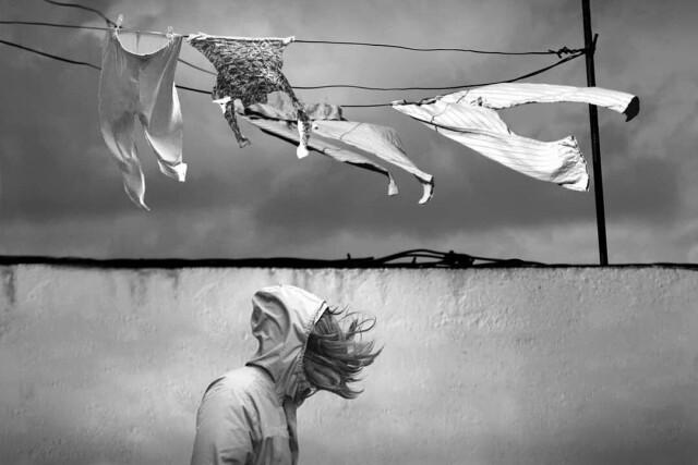 Ветер. Фотограф Erdal Kınacı