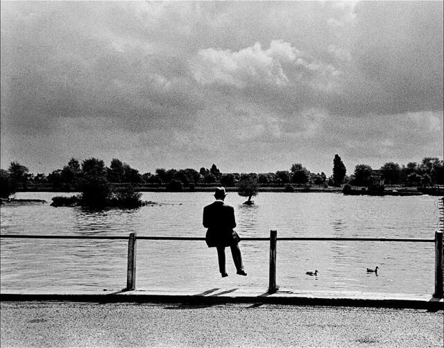 Лондон, Англия, 1952. Фотограф Корнелл Капа