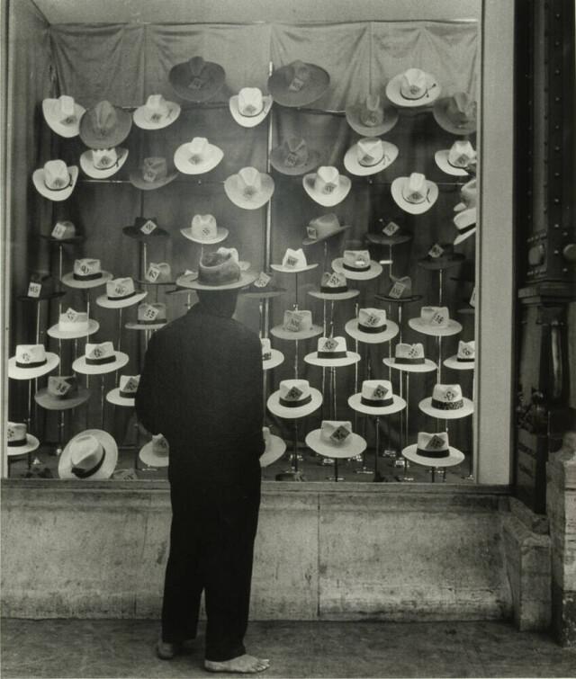 Витрина, 1957. Фотограф Энрике Бостельманн (Enrique Bostelmann)