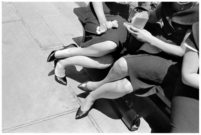 Сан-Франциско, 1960. Фотограф Анри Картье-Брессон