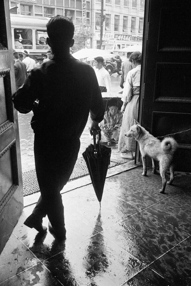 Сеул, Корея, 1956-1963. Фотограф Han Youngsoo