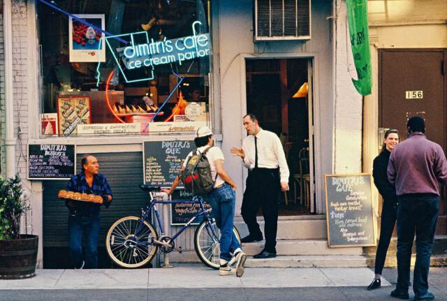 Нью-Йорк, 1980-е. Фотограф Дуглас Корранс