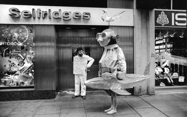 Из фотокниги «Англия, 1970–1990. Работа и досуг». Фотограф Тревор Эшби