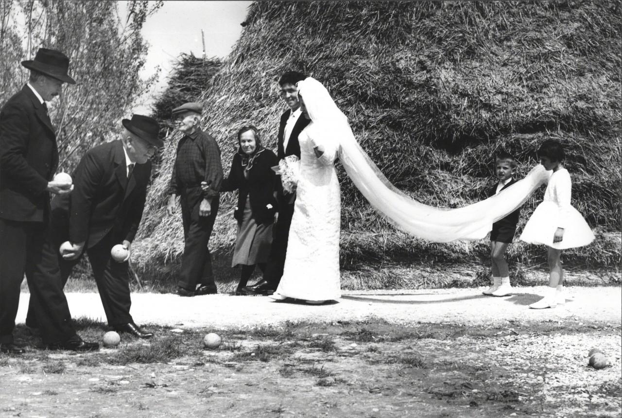 Свадьба. Италия, 1964. Фотограф Марио Джакомелли