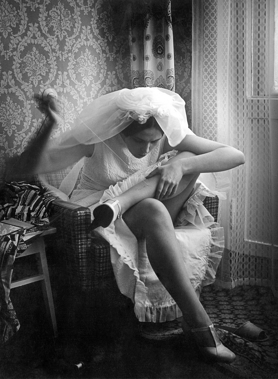 «Невеста». Фотограф Станислав Яворский