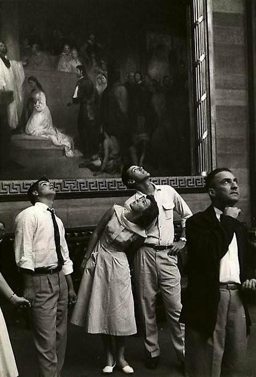 Вашингтон, округ Колумбия, 1957. Фотограф Анри Картье-Брессон