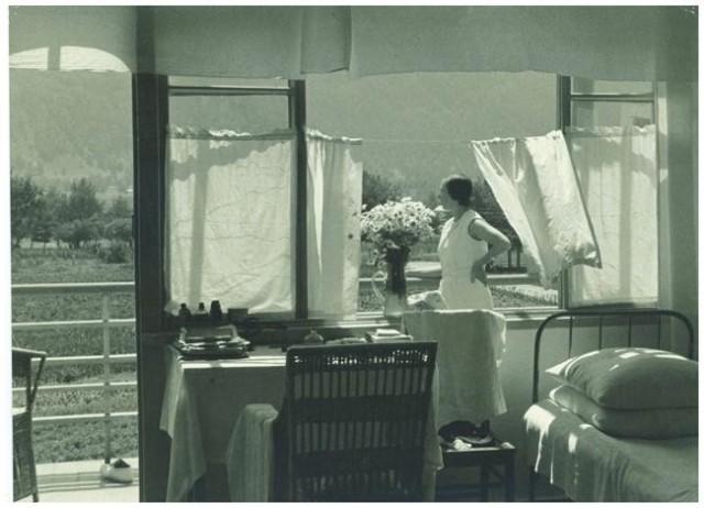 Лето в Теберде, ок. 1930. Фотограф A. Tsoukker