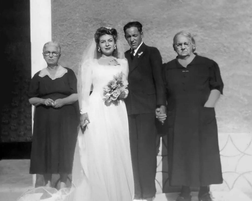 Итальянская свадьба, 1940-е