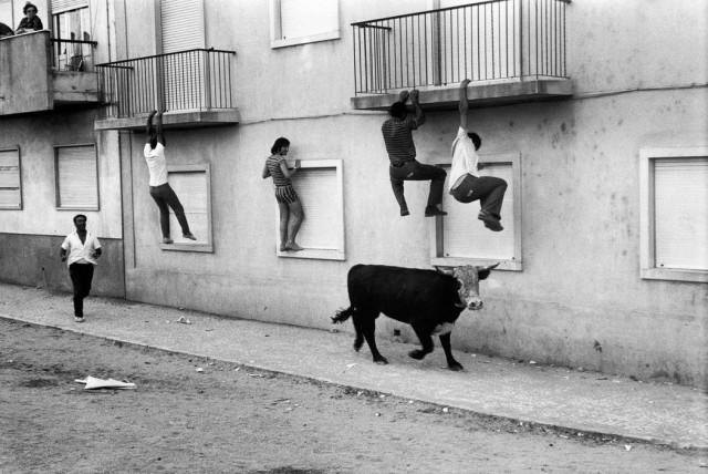 Назаре, Эштремадура, Португалия, 1976. Фотограф Йозеф Куделка