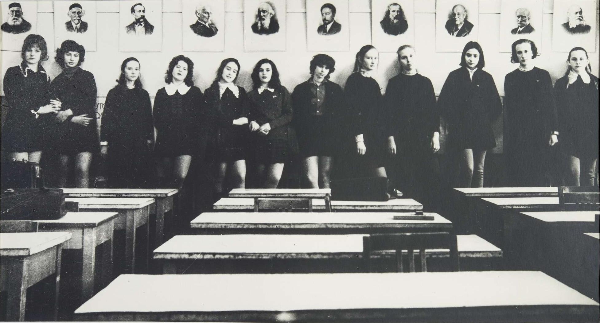 Преемницы, 1967. Фотограф Борис Михалевкин