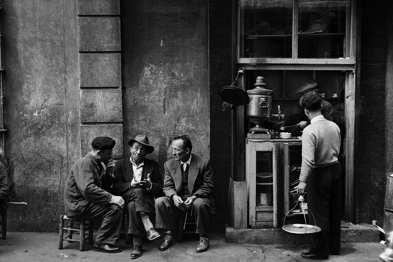 Стамбул, 1958. Фотограф Ара Гюлер